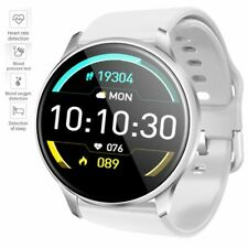 Sports Smart Watch Fitness Tracker Pedometer Heart Rate Monitor for Android iOS