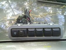 Ford Aspire Dashboard Light Dimmer / Including Console