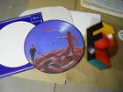 RUSH-HEMISPHERES  & FOREIGNER-I WANT TO KNOW ...- 2 CLASSIC ROCK PICTURE DISCS