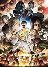 Attack On Titan : Season 2 (DVD, 2018, 2-Disc Set)