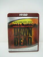 DAWN OF THE DEAD 2004 HD DVD MOVIE NOT BLURAY HORROR ZOMBIE