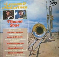 THE TORERO BAND  - LENNON AND McCARTNEY - TIJUANA STYLE - LP