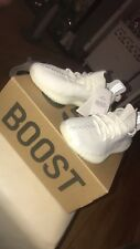 Adidas Yeezy Boost 350 V2 Crème UK 9 EU 43 Authentic All White