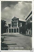 go 086 1938 GORIZIA Chiesa del Sacro Cuore - viagg FP Ed.Marzari Schio
