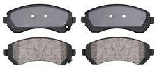 Disc Brake Pad Set-Ceramic Disc Brake Pad Front ACDelco Advantage 14D844CHF1