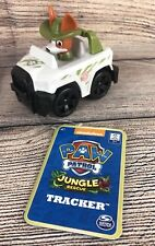 Paw Patrol Racers Vehicle - Jungle Rescue Tracker - NWT