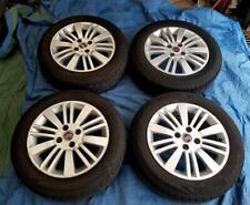"""Fiat Punto 15"""" Alloy Wheels PCD 4x100mm 6Jx15 ET43 175/65R15 51799779"""