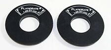 1.25 Pound Donut Magnet Plate Weights Attach to Your Dumbbells by Plate Mate