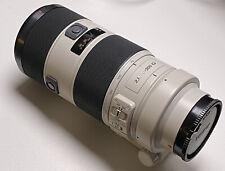 Sony 70-200mm F/2.8 SSM USATO G Teleobiettivo Zoom SAL70200G A99 A77