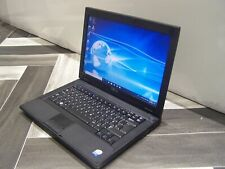 "Dell E5400 Fast 2.26Ghz 250GB/4GB Laptop W10 Office 14.1"" WiFi Cheap RecoveryUSB"