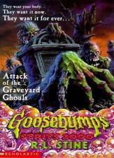 Attack of the Graveyard Ghouls (Goosebumps Series 2000) By R. L .9780439010672