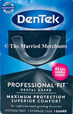 Dentek Professional Fit Dental Guard Maximum Protection Free US Ship