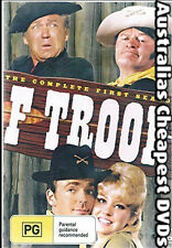F Troop First Season DVD NEW, FREE POSTAGE WITHIN AUSTRALIA REGION ALL