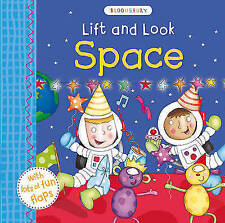 Lift and Look Space (Bloomsbury Activity Book), Bloomsbury Group, Very Good cond