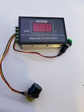 Speed Control PWM Out