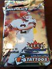 2000 Fleer/Skybox IMPACT NFL Hobby Pack Possible Tom Brady Rookie Card Patriots