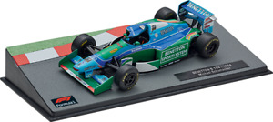 1/43 Scale Formula 1 / F1 The Car Collection Die Cast Grand Prix model