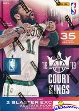 2018/19 Panini Court Kings Basketball Sealed Blaster Box-2 EXCLUSIVE ACETATE RC