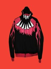 WWE Finn Balor Demon Masked Black Hoodie Men's XL