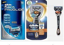 16+1 Proglide FLEX BALL Gillette FUSION Razor Blades Cartridges Refills Shaver 8