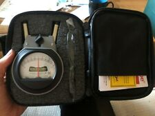 NervoScope Model ETS-9, W/Case+Manual; bought 3 yrs ago, needs under $250 repair