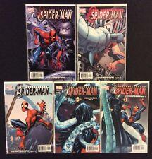 SPECTACULAR SPIDER-MAN #6 - 10 Comics #6 SIGNED Humberto RAMOS COA Countdown