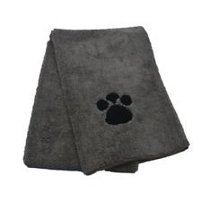 Pet Towel Microfibre Super Absorbent 100X60Cm Dog/Cat!