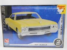 1/25 AMT ERTL 1966 Buick Wildcat Muscle Car Plastic Model Kit 38457 NOS Sealed
