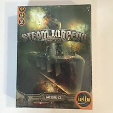 NEW Steam Torpedo: First Contact Tactical Submarine Battle Game