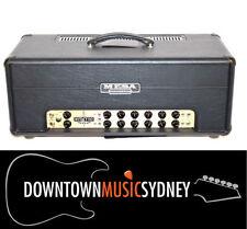 Mesa Vacuum Tube Guitar Amplifiers Channels 2