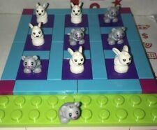 🐰 Lego Hamster/Gerbil Bunny Rabbit Animals City Friends Minifigure Set Bulk Lot