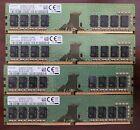 SAMSUNG 8GB 1Rx8 PC4-2666V DDR4 MEMORY MODULE M378A1K43CB2-CTD - UDIMM picture