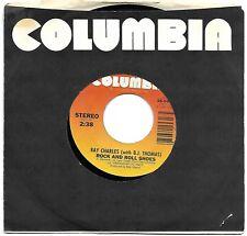 CHARLES, Ray; & B. J. Thomas  (Rock And Roll Shoes)  Columbia 38-04531
