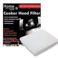 Large Universal Cooker Hood Filter Pad Extractor Fan Washable Cut To Size