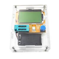 All-in-1 LCR Component Tester Transistor Diode Capacitance ESR Meter Inductance0