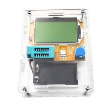 All-in-1 LCR Component Tester TransistorDiode Capacitance ESR Meter Inductanc TB