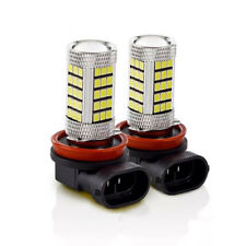 H8/H11 33SMD LED Auto Car Driving Fog Light Headlight Bulb Lamp 6000K