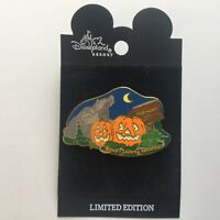 DCA Halloween 2001 - Pumpkins Limited Edition 1800 - Disney Pin 7716