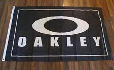 Oakley Banner Flag 3x5 Promotional Advertising Sunglasses Advertisement Store