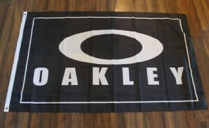 Oakley Banner Flag 3x5 Promotional Advertising Sunglasses Advertisement Store