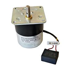 Motor síncrono Barrena alimentación Danson pelpro, 2 Rpm ~ Genuino OEM ~ SRV7000-670