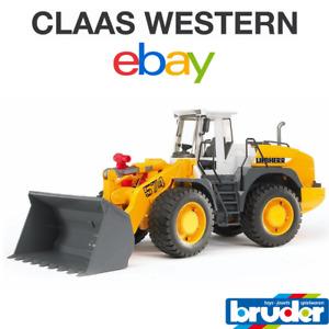 Bruder Liebher Ariculated road loader L574 02430