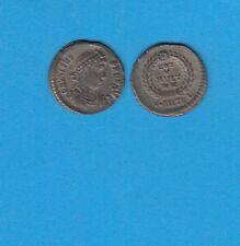 Gertbrolen VALENS (364-378) Silique en argent  Antioche