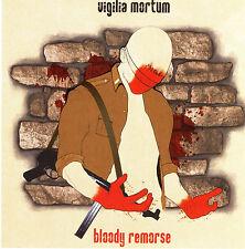 VIGILIA MORTUM - Bloody Remorse (CD, 2005) Brutal Death Metal from Estonia!