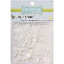 Dritz Babyville Boutique Snaps - 090000