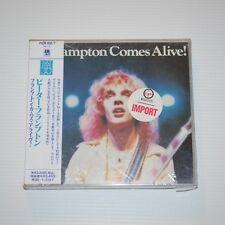 Peter FRAMPTON - Comes alive! - 1995 JAPAN 2CD NEW & SEALED