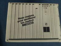 Case Vibromax W 854 Paver Roller NZG Conrad die cast German  1:35 boxed MIB