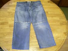 ENERGIE JEAN'S SESSION WORN-OUT & D-STRESSED SIZE 14
