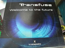 "Transfuse ‎– Welcome To The Future ' 12 "" MINT  2002"