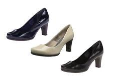 Rockport Women's Total Motion 75mm Dress Patent Pump Heels, Several Colors